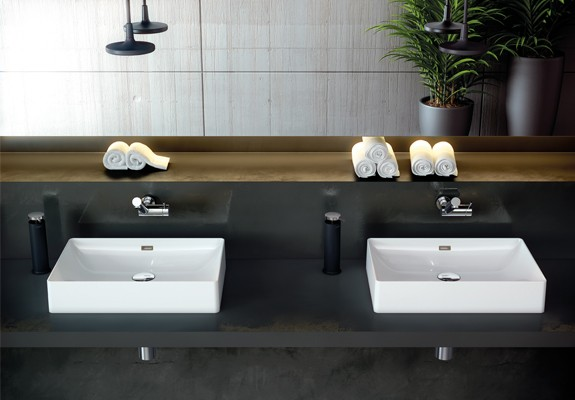 COUNTERTOP WASHBASINS