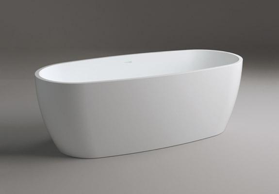 Dimensioni Interne Vasca Da Bagno : Collezione deep di cosmic vasche da bagno per la casa